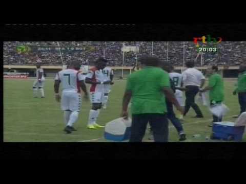 rtb / Resumé du mach Burkina Faso vs Botswana