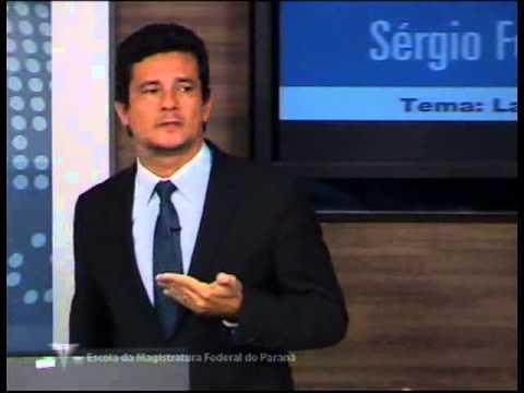 Aula inaugural ESMAFE/PR - Juiz Federal Sérgio Moro - Lavagem de Dinheiro