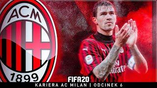 FIFA 20 - KARIERA AC MILAN | #06 - Prawdziwe DNA Milanu