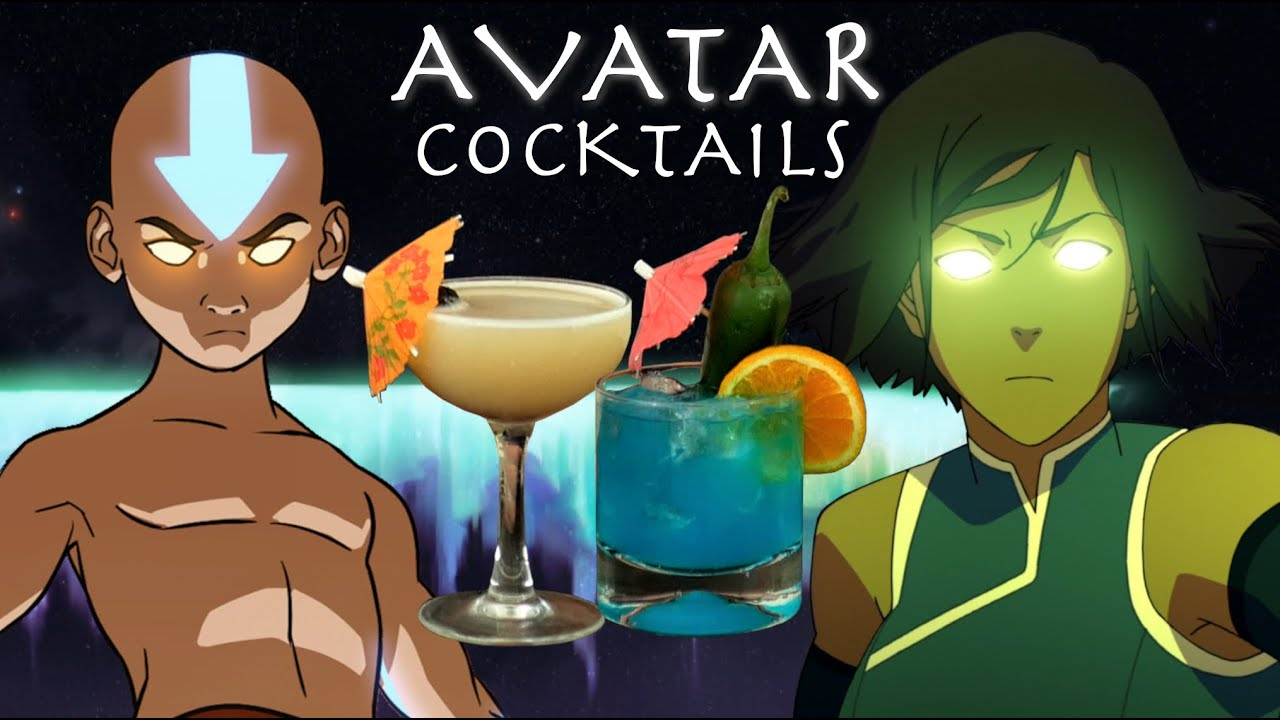 Download Avatar Cocktails - Last Sou-air Bender and the Legend of Korracao