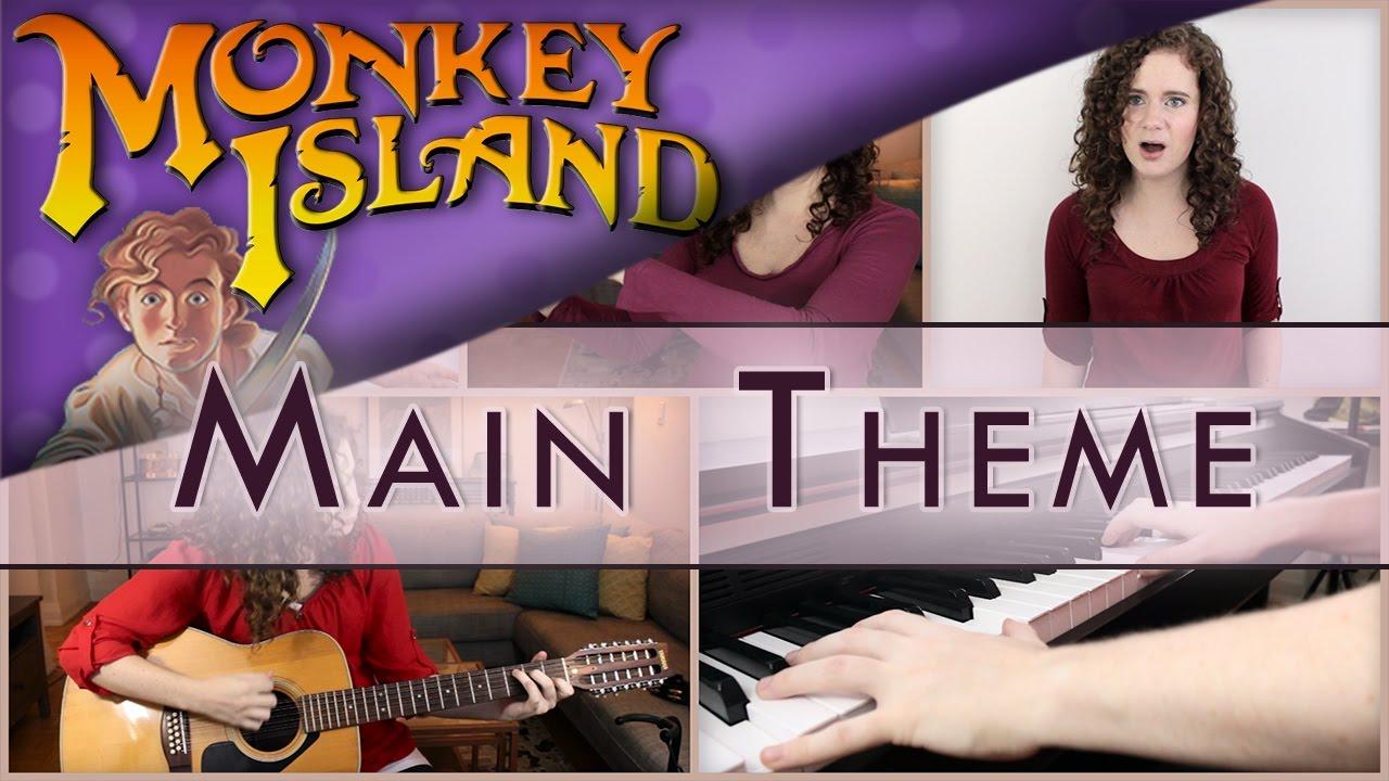 Secret Of Monkey Island Theme