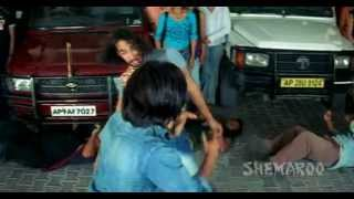 Sonu Sood Fight With Nagarjuna - Most Viewed Fight Scene - Robbery