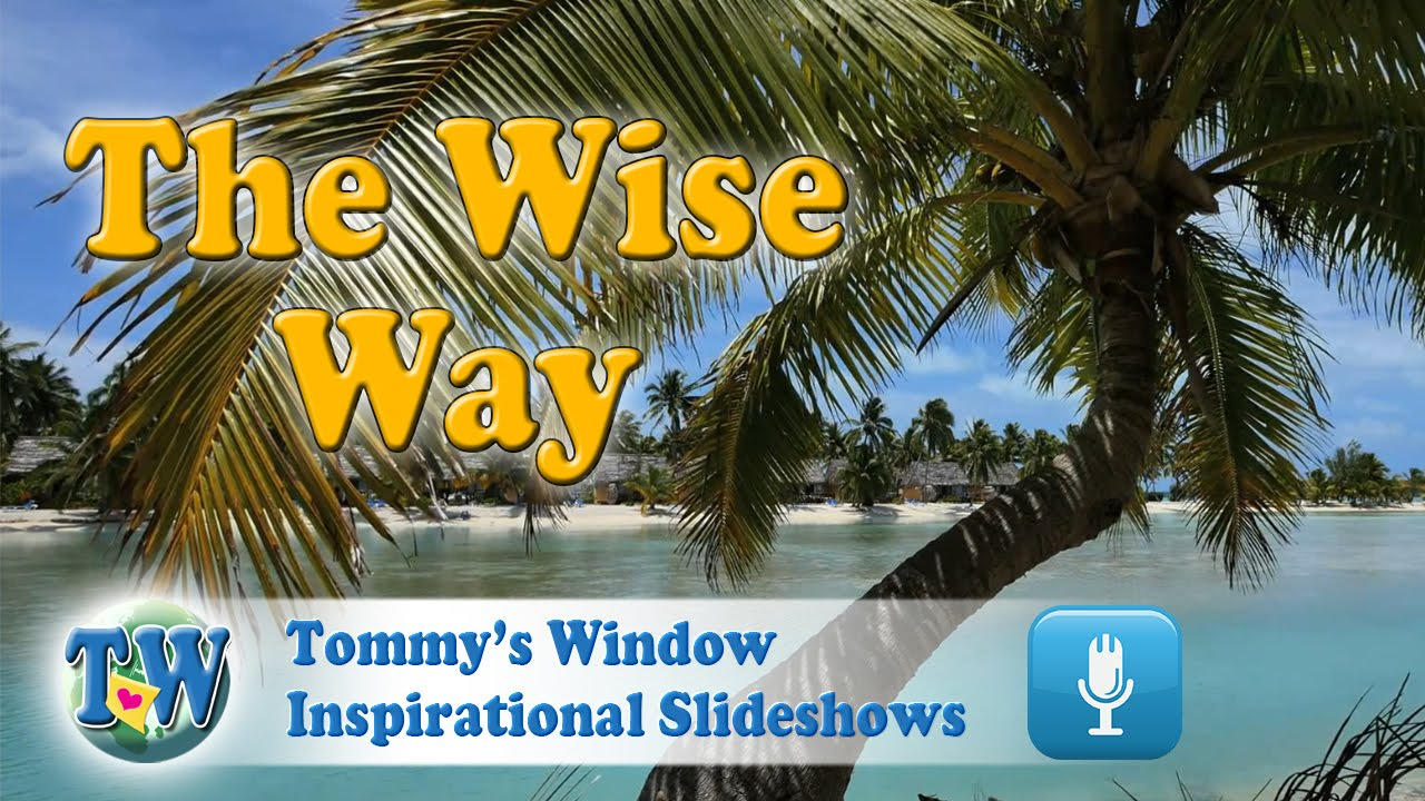 543dbe25d2b4 The Wise Way - Tommy s Window Inspirational Slideshow - YouTube