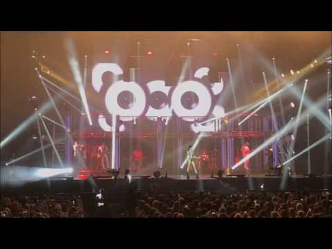 Concert Tini Got Me Started Tour Zénith Paris Complet  [23/04/2017]