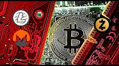 Bitcoin'e  Rakip 5 Sanal Para Birimi