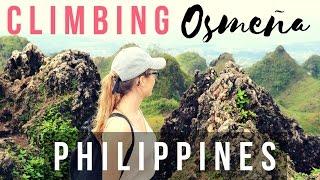 CLIMBING OSMEÑA PEAK | PHILIPPINES