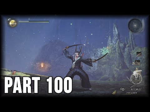 Nioh - 100% Walkthrough Part 100 [PS4] – Sub Mission: Restless Spirits
