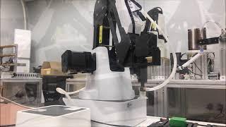[로봇응용기술] 입출력신호를 통한 협업