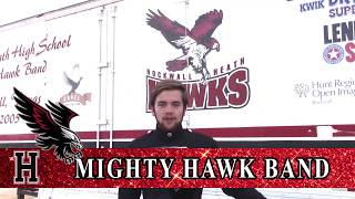 Mighty Hawk Band: We need your Support!