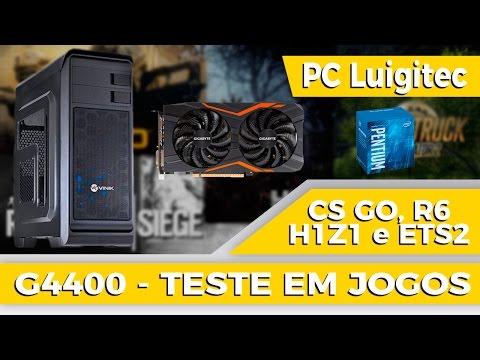 Teste PC Luigitec