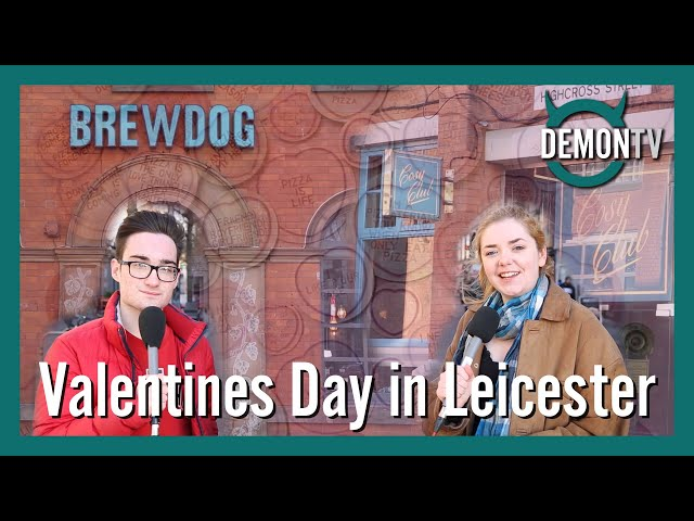 The Best Things to do in Leicester on Valentine's Day