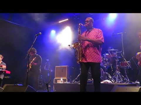 MANU DIBANGO - SOUL MAKOSSA / LIVE ANNEMASSE (MUSICAL' ÉTÉ - 2018)