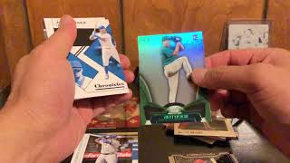 Episode 50: 2019 Chronicles Baseball & GIVEAWAY!! First ever 1/1 auto pull plus 2 rookie autos!