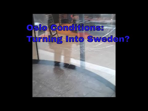 Oslo Conditions : Turning Into Sweden?