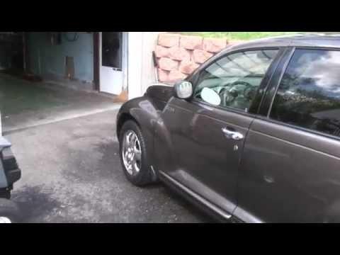 2001 Chrysler PT Cruiser: Wash/Detail Part 2