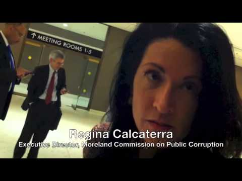 Interview with Regina Calcaterra: Executive Director, Moreland Commission on Public Corruption