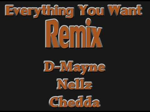 D-Mayne, Nellz, Chedda - Everything You Want Remix (Beat Produced by Your Future Producers)