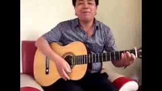 Tình yêu trên dòng sông quan họ (Guitar) - NS Minh Đoàn