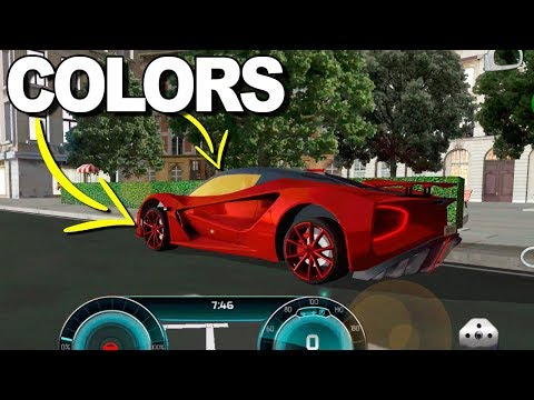 Real Driving Sim UPDATE Window & Rims Color - Android Gameplay #13