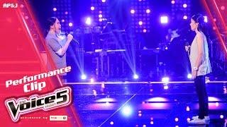 The Voice Thailand - นุช VS ไอซ์ - เปลี่ยน - 18 Dec 2016