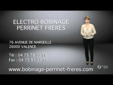 ELECTRO-BOBINAGE PERRINET FRERES (SAS)  : Valence (26)