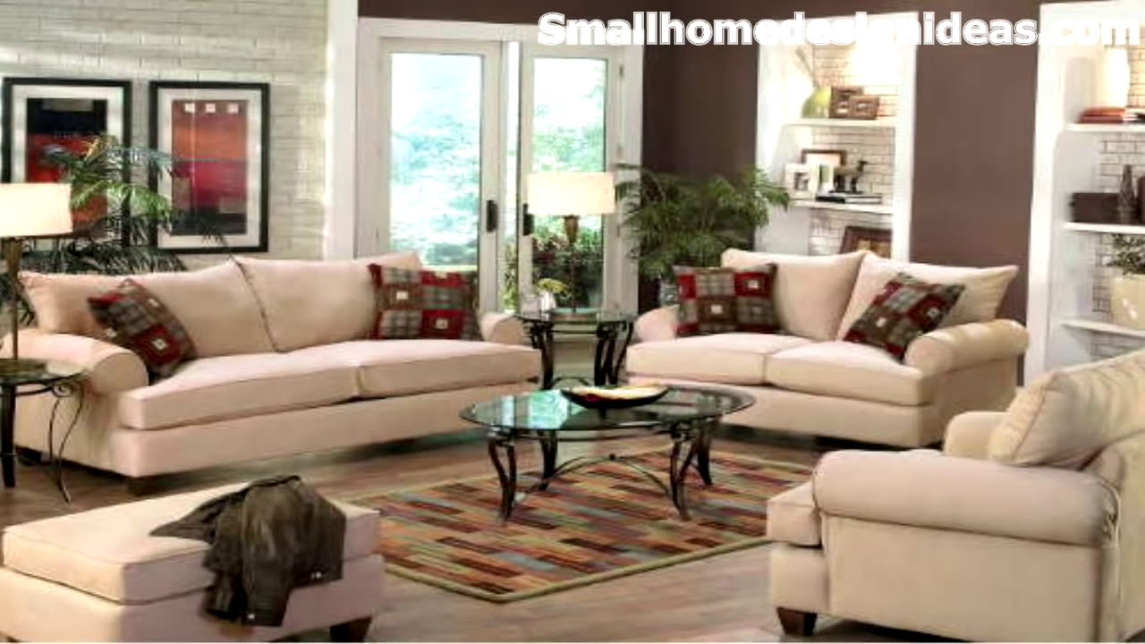 Best of modern small living room design ideas youtube for Family room v living room