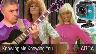 Knowing Me Knowing You, ABBA, Fingerstyle Guitar Cover