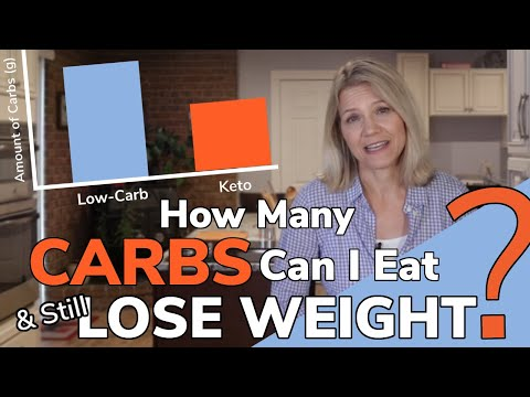 How Many Carbs Can You Eat & Still Lose Weight?