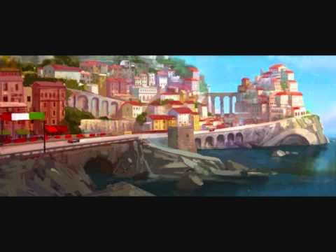 New Cars 2 concept art of England,France,and Italy - YouTube
