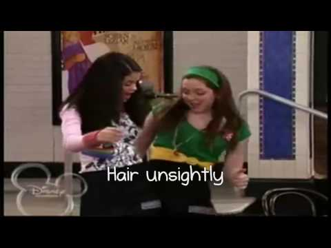 "WOWP - (Wizards Of Waverly Place) ""Crazy Junky Funky Hat"" Song +  Lyrics"