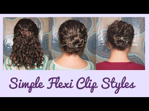 Exciting Announcement + Three Easy Flexi Clip Styles