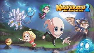 NOSFERATU 2 - iOS / Android Gameplay Trailer HD