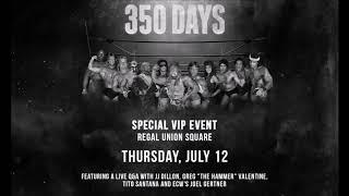 350 Days Documentary, Darren Antola Interview | Fightful Wrestling