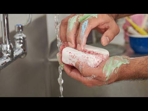 SURLY Soap | Heavy Duty Hand Soap Scrubber