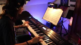 The Rolling Stones - Sympathy for the devil - piano cover
