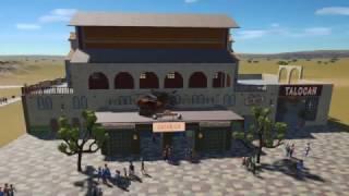 Talocan (Phantasialand)   Planet Coaster Recreation