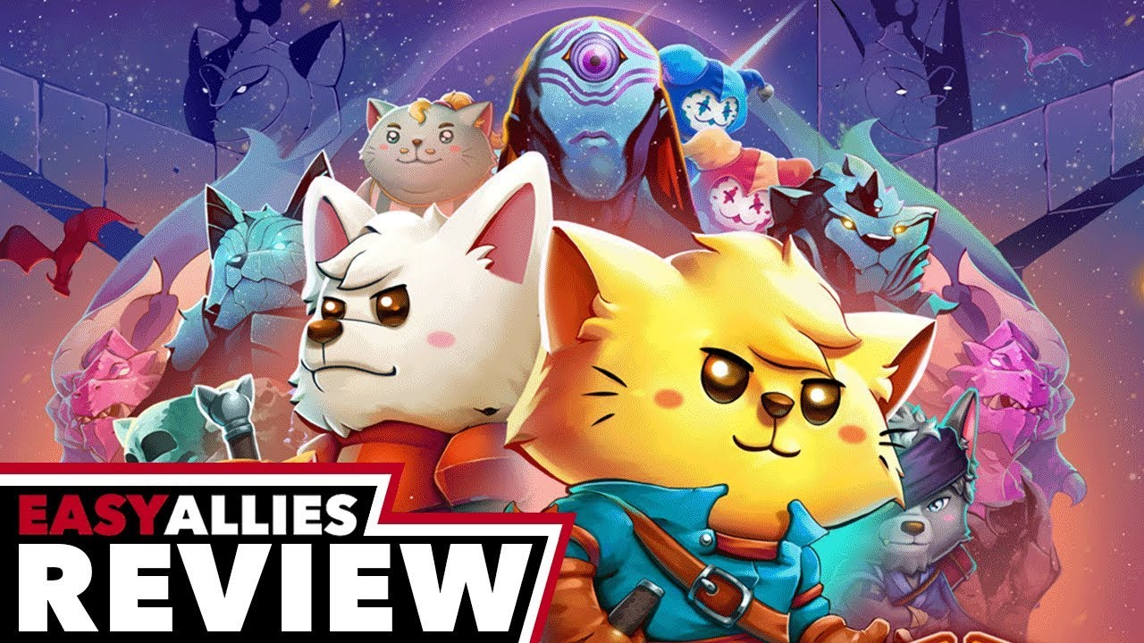 Cat Quest 2 - Easy Allies Review (Video Game Video Review)