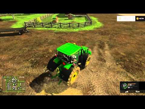 Hello America map states v8 Farming Simulator 2015 #08
