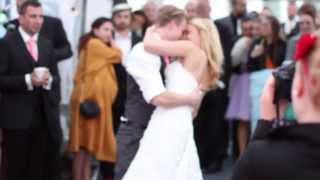 Julie & Endre's wedding celebration in Svelvik, Norway June 23rd 2012