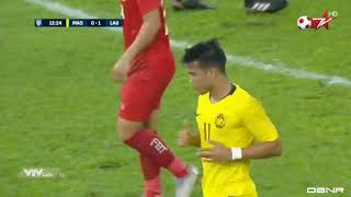 AFF Cup 2018- Malaysia vs Lao - Bảng A Full Video