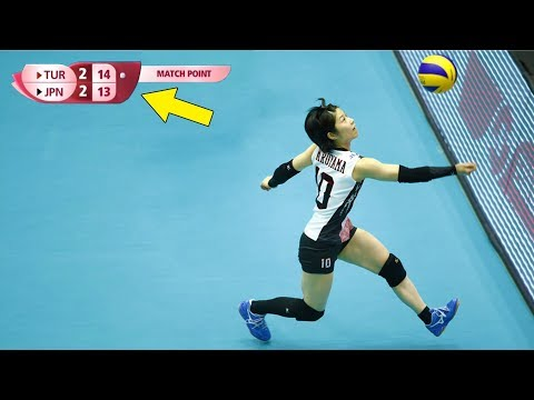 The Most Intense Volleyball Match | Turkey vs Japan (HD)