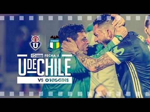 El resumen de Universidad de Chile vs O