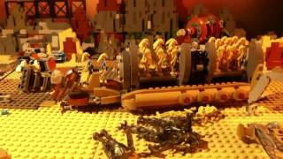 New minecraft lego Sets -  LEGO STAR WARS - THE BATTLE OF GEONOSIS