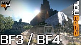 BF4 vs. BF3 ¿El juego anterior siempre es mejor? Battlefield 3 Gameplay Comentado