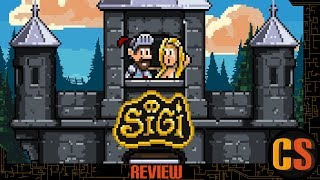 SIGI: A FART FOR MELUSINA - PS4 REVIEW