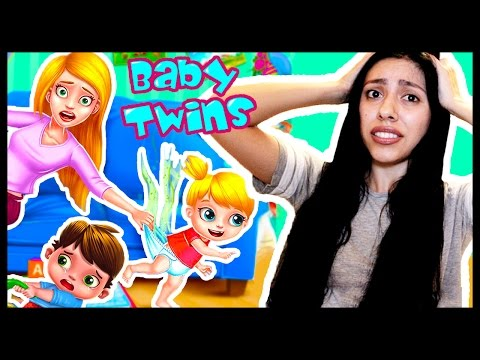 Meet My Baby Twins! - Baby Twins: Terrible Two - App Game