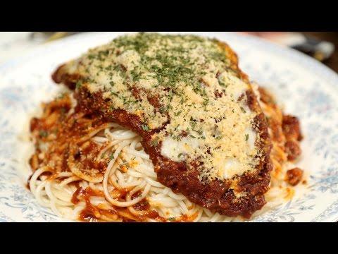 Chicken Parmesan Recipe | Chicken Parmigiana - Popular Italian-American Dish | Nick Saraf's Foodlog