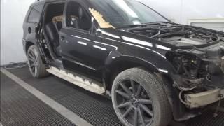 Кузовной ремонт Мерседес GL(, 2015-11-09T12:24:16.000Z)