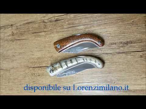 Coltelli artigianali da collezione