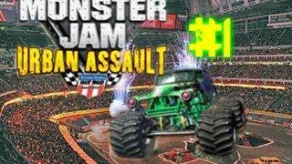 Monster Jam URBAN ASSAULT Ep. 1 - The Return of Monster Jam